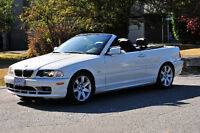 2003 BMW 3-Series 325Ci Convertible Sport Package.