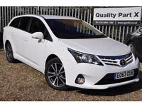 2013 Toyota Avensis 2.0 D-4D Icon 5dr