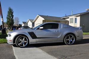 2011 Ford Mustang Roush5xr Stage 3 Coupe (2 door)