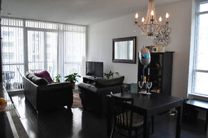 2 Br + Den Bay & College Downtown Toronto In the Middle of all