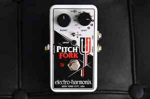 Pitchfork and a Fuzz Wah