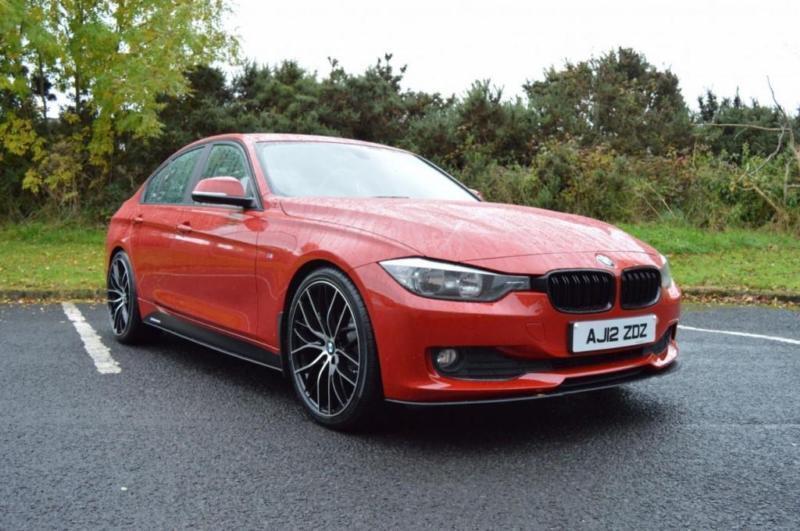 2012 12 BMW 3 SERIES 2.0 320D EFFICIENTDYNAMICS 4D 161 BHP M-PERFORMANCE DIESEL