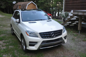 Mercedes Benz ML-350 Bluetec