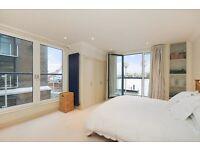 Stunning double room in riverside apartment. Battersea / Fulham / Chelsea
