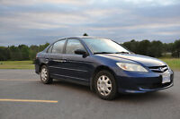 2004 Honda Civic Sedan - Safety Certified