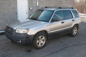 2006 Subaru Forester $2200