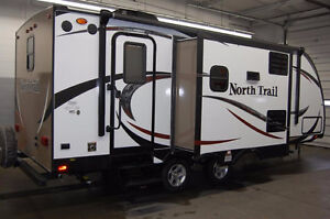 2014 Heartland North Trail NT 23RBS -Has Extended Warranty