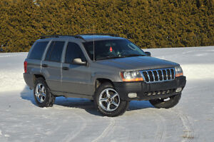 2002 Jeep Grand Cherokee Laredo SUV