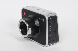 Blackmagic Cinema Camera EF Mount 2.5K BMCC