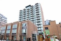 Condo living at its best! Penthouse in the Byward Market