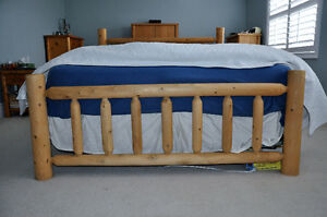 Queen size bed $200 OBO Cambridge Kitchener Area image 2