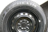 205/65/R15 New tires with rims. Michelin. For Toyota Camry