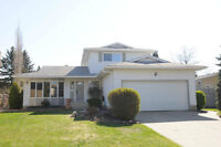 Large family home in Brookside SW Edmonton