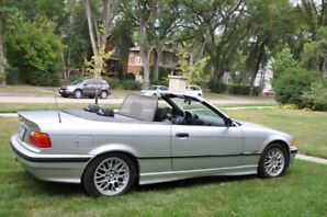 1998 BMW 3-Series M Sport Package Convertible