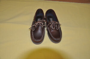 Genuine Leather boat shoe
