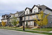 New 3 Bedroom Townhome in Cochrane - short commute to Canmore