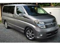 2009 Nissan Elgrand Highway Star 2.5i Auto MPV Petrol Automatic