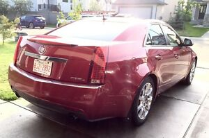 2008 Cadillac CTS4 Direct Injection