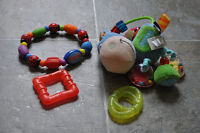 Baby toys - $20 for the lot