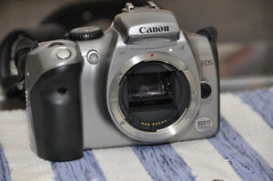 defective Canon EOS Rebel 300D or trade West Island Greater Montréal image 3