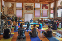 YOGA AND MEDITATION DAY RETREAT IN INDIAN BROOK CAPE BRETON
