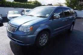 2011 CHRYSLER GRAND VOYAGER 2.8 CRD LIMITED 5 DOOR DIESEL AUTOMATIC 7 SEATER MPV