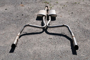 FORD Exhaust System Brand New, New Muffler