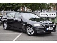 2014 BMW 5 Series 3.0 530d SE 4dr