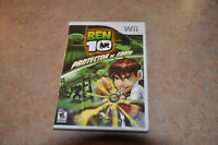 Wii Ben 10 Protector of the Earth Video Game
