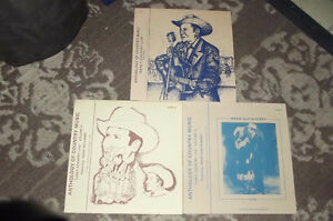HUGE Collection Of Hank Williams Sr Record (LP's) - $5.00 +