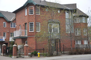 LUXURY FULLY FURNISHED TOWNHOUSE WITH GARAGE PARKING. MARCH 28