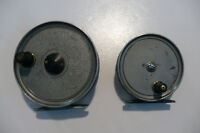 Two Vintage J.W. Young Fly Reels
