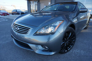 INFINITI G37XS COUPÉ 2012  LIKE NEW 398$MOIS 14995$