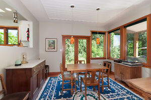 Beautifully crafted island getaway on Cates Hill North Shore Greater Vancouver Area image 5
