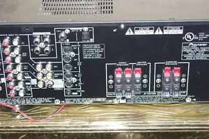 Pioneer VSX D511 receiver