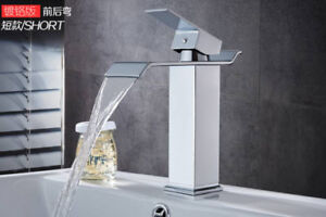New Chrome Sink faucet