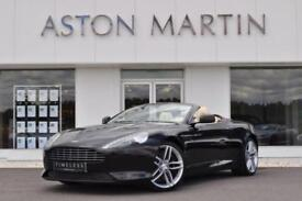 2012 Aston Martin Virage V12 2dr Volante Touchtronic Automatic Petrol Convertibl