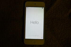 32gig ipod touch 5gen
