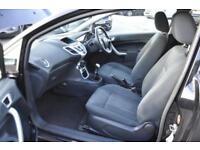 2011 Ford Fiesta 1.4 TDCi DPF Zetec 3dr