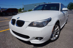 BMW 535iXDRIVE M POWERED NAVIGATION SUNROOF $10500