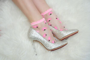 Charlotte Olympia Sparkle Pumps
