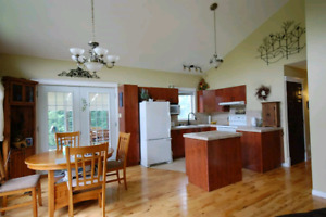 Chalet near Tremblant for rent for winter season.