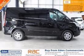 2014 64 FORD TRANSIT CUSTOM 2.2 270 LIMITED LR P/V 1D 124 BHP DIESEL PANEL VAN