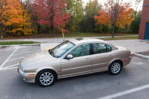 2003 Jaguar X-Type - Great Condition!