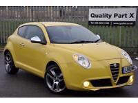 2010 Alfa Romeo Mito 1.4 16v Veloce 3dr