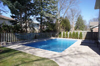 Spectacular Mississauga Detached Home With An Inground Pool!!