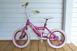 Vélo - enfant 5-7 ans - 15$