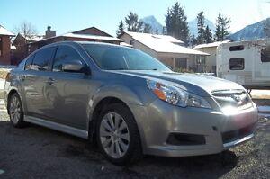 Subaru Legacy Premium Sport Sedan