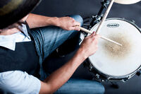 Cours de BATTERIE / DRUM lessons