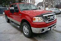 2008 Ford F-150 Super Crew 4X4 5.4L Pickup Truck